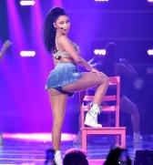 Nicki Minaj Fashion Rocks Performance